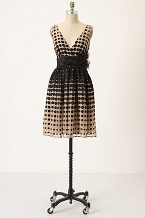 Optical Illusion Dress-Anthropologie.com