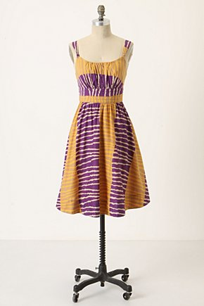 Serengeti Sundress - Anthropologie.com :  sundress cotton batik adjustable