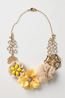 Clusters & Bibs  				 - Necklaces 		 - Anthropologie.com from anthropologie.com