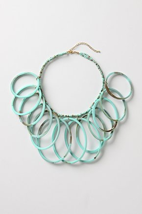 Summer Sky Necklace - Anthropologie.com from anthropologie.com