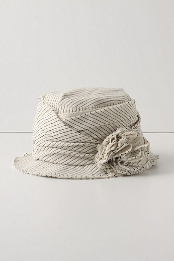 Blooming Stripes Hat