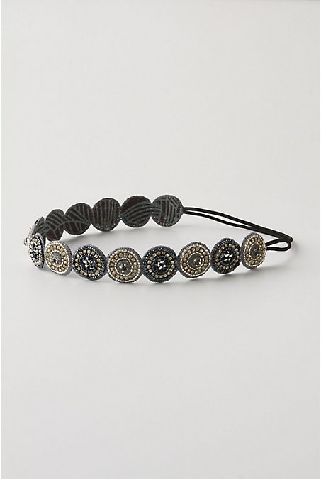 Shined Up Headband - Anthropologie.com from anthropologie.com
