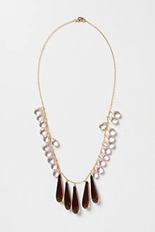 Dripping Gems Necklace