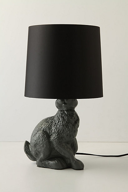 Runway Rabbit Ensemble Lamp
