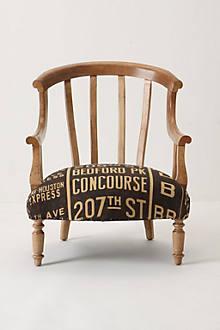 Garvey Chair