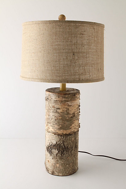 Anthropologie Ubiquity Lamp Ensemble