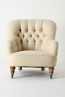 Corrigan Chair, Linen