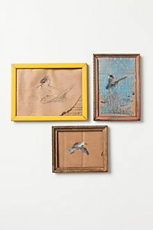 Sea Birds Trio, 2010