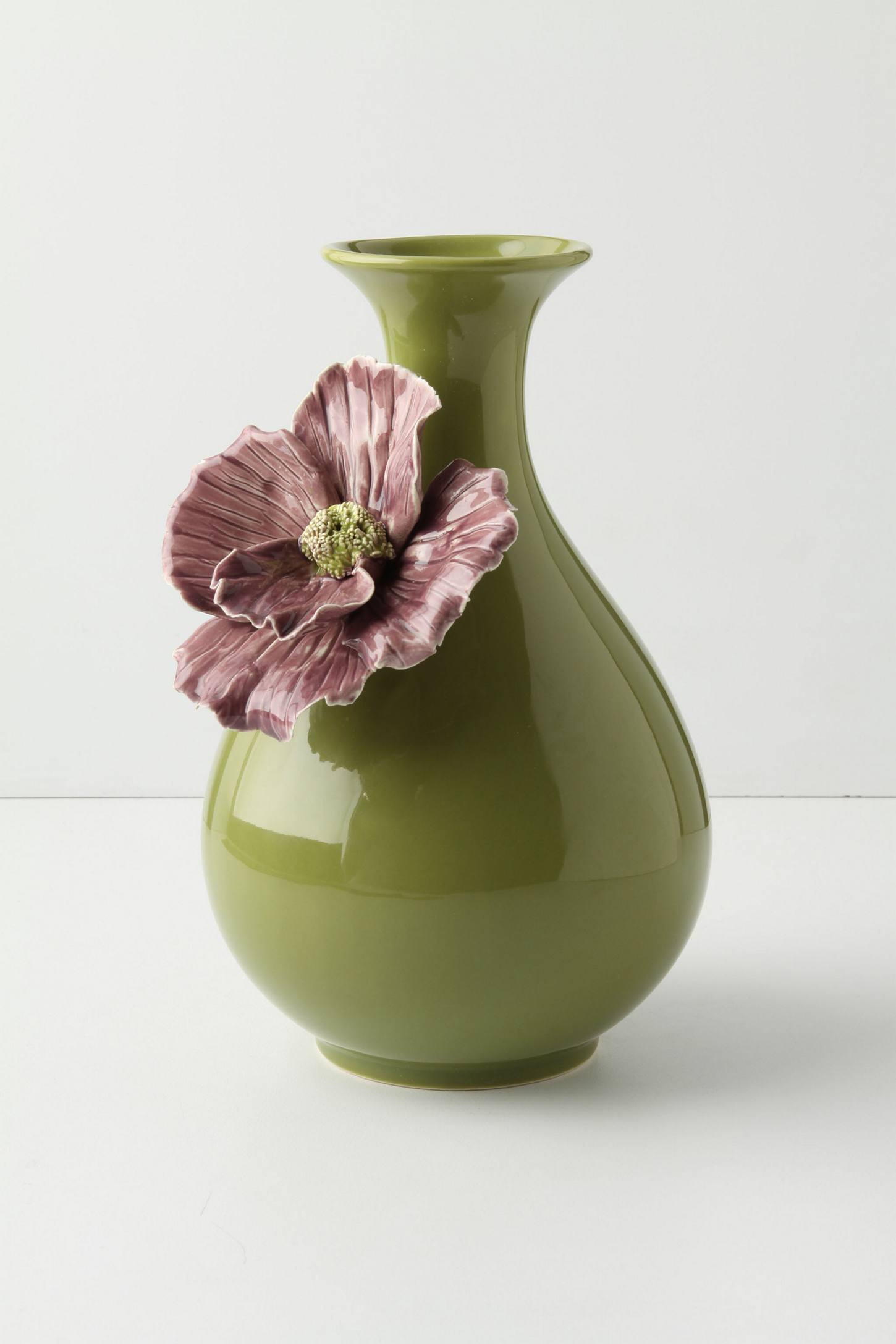 Rose Of Sharon Grand Vase