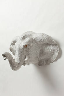 Savannah Story Bust, Elephant