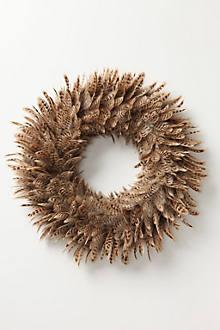 Season's Fleetings Wreath