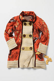 Monkey Business Coat