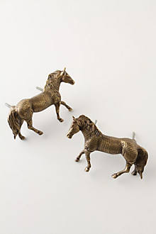 Trotting Thoroughbred Handle Set