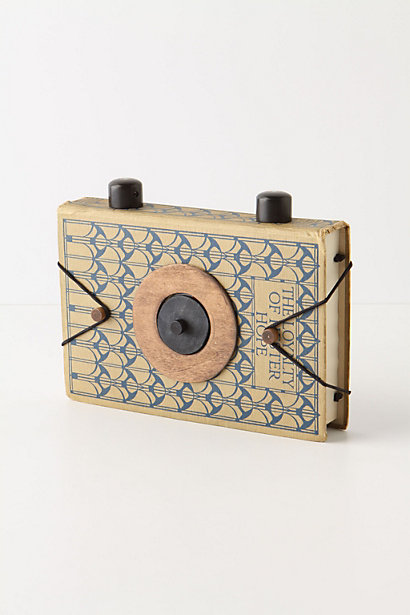 Well-Read Pinhole Camera