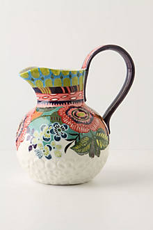Amazon Dreams Pitcher
