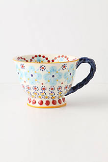 With A Twist Teacup