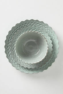 Piecrust Dinnerware