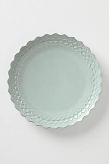 Piecrust Dinner Plate