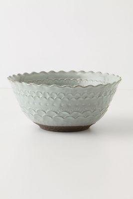 Piecrust Bowl