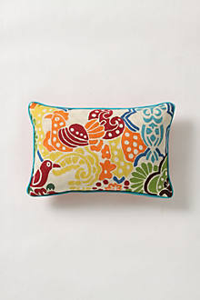 Capricious Canopy Pillow
