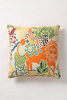 Fantastic Forest Pillow