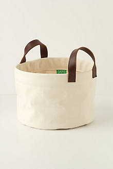 Mountain Peaks Bath Basket, Tall