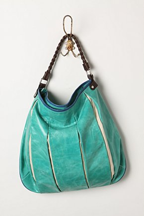 Peeking Pleats Bag :  anthropologie bag handbag purse