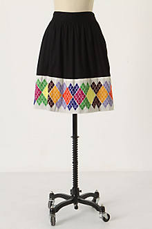Faceted Skirt