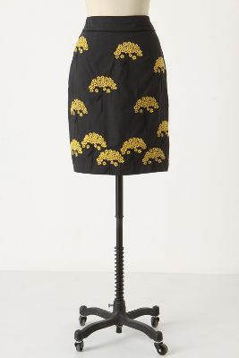 Fennel Flower Skirt