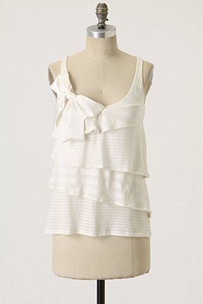 Pearly Glow Tank - Anthropologie.com