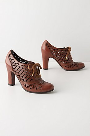 Fine-Cut Oxfords - Anthropologie.com