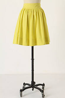 Circle The Globe Skirt