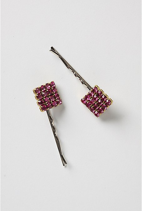 Sparkle Bobbies from anthropologie.com