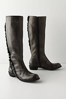Pebbled & Primped Boots
