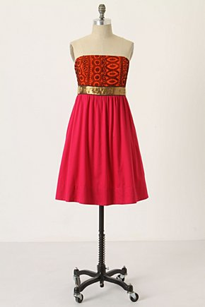 Subcontinent Dress - Anthropologie.com from anthropologie.com