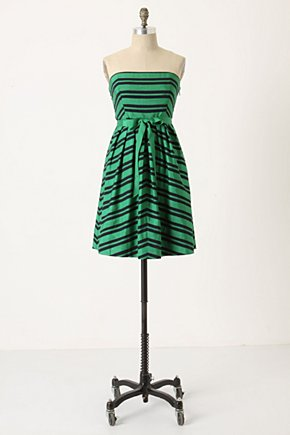 Grosgrain Peaks Dress - Anthropologie.com from anthropologie.com