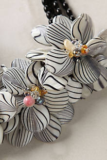 Necklaces  				 - Jewelry & Accessories 		 - Anthropologie.com :  anthropologie necklaces colorful clusters bibs colorful womens necklaces vintage necklaces