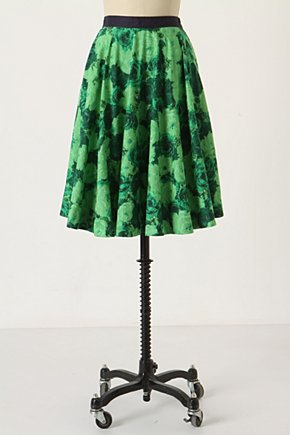 Green Thumb Skirt - Anthropologie.com from anthropologie.com