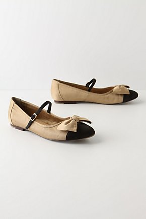 City Of Love Ballerinas - Anthropologie.com from anthropologie.com