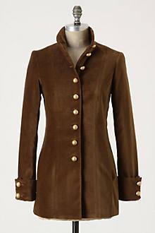 Plush Private Coat