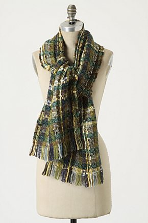 Atypical Glint Scarf - Anthropologie.com from anthropologie.com