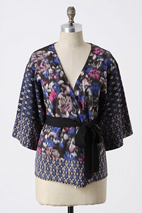 Geofleur Cardigan - Anthropologie.com from anthropologie.com