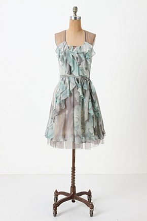 Dreamy Wanderings Dress - Anthropologie.com :  party frock layers floaty airy