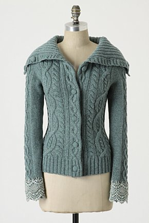 Femme Fisherman Cardigan - Anthropologie.com from anthropologie.com