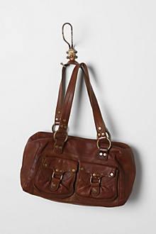 East-To-West Shoulder Bag