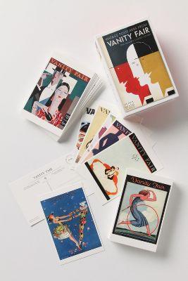 Vanity Fair Postcards