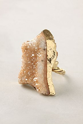 Horseshoe Bay Ring - Anthropologie.com from anthropologie.com