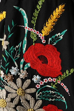 Garden Garnish Kimono Top - Anthropologie.com