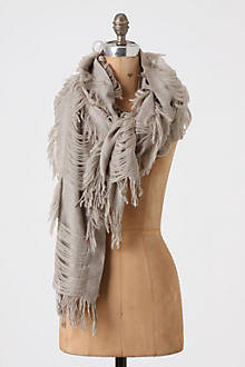 Free-Flying Fringe Scarf