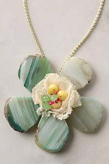 Cyclades Cinquefoil Necklace